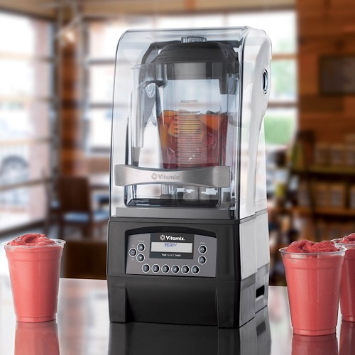 An image of the vitamix blender.