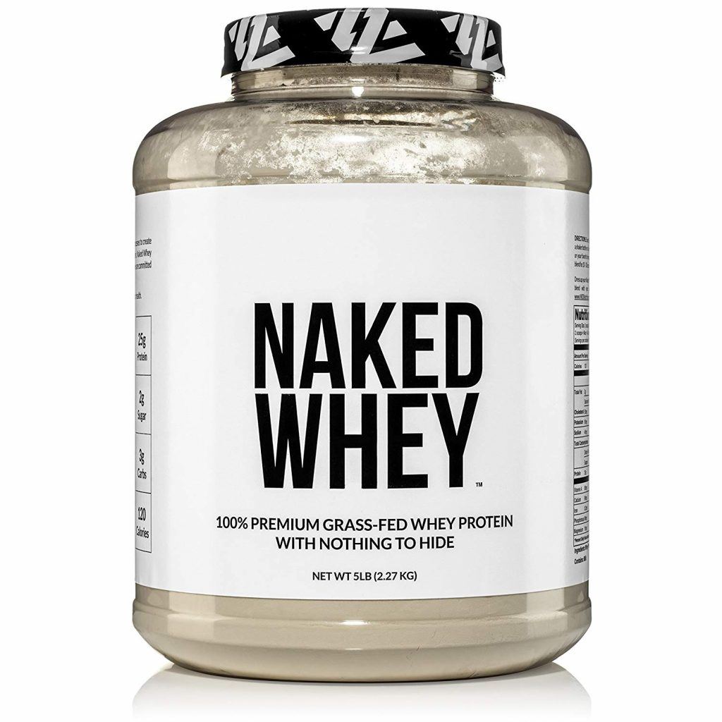 NAKED Nutritions NAKED Whey Protein Powder