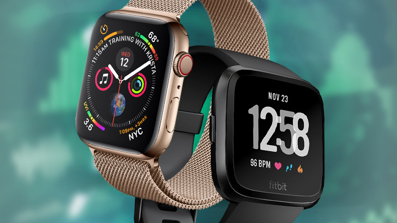 apple watch and fitbit versa