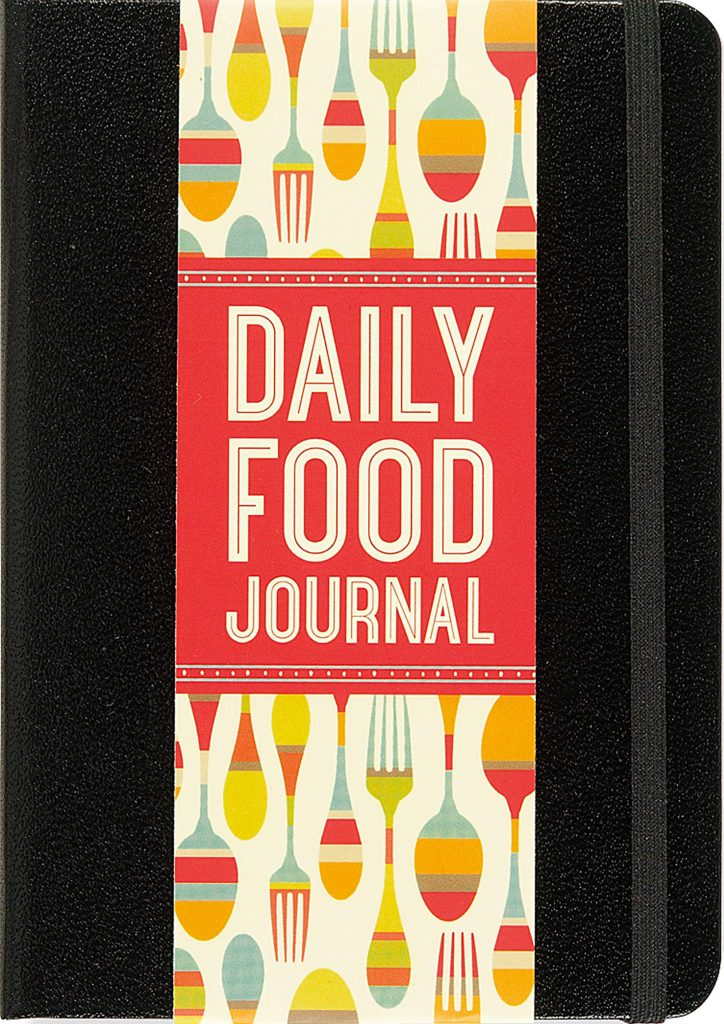 Daily food journal by Peter Pauper Press