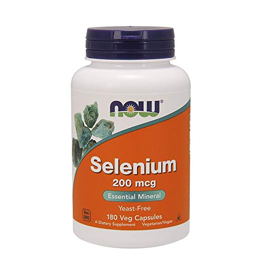 Now Foods Selenium. This Supplement Can Speed Up Your Metabolism.