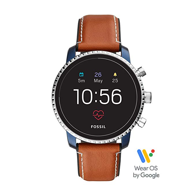 The Explorist HR by Fossil