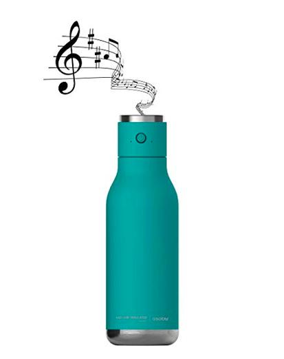 Asobu Wireless Speaker Water Bottle