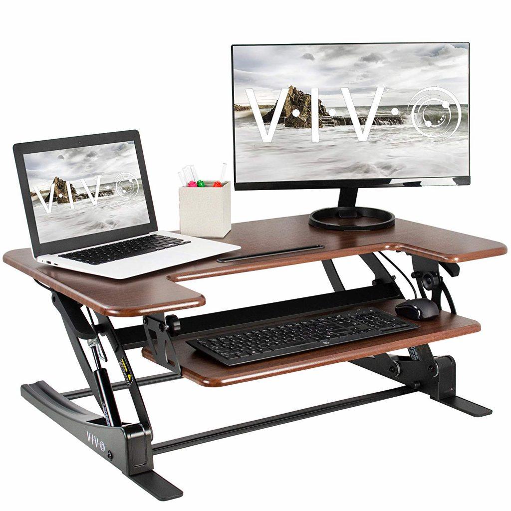 Adjustable Stand UP Desk Converter