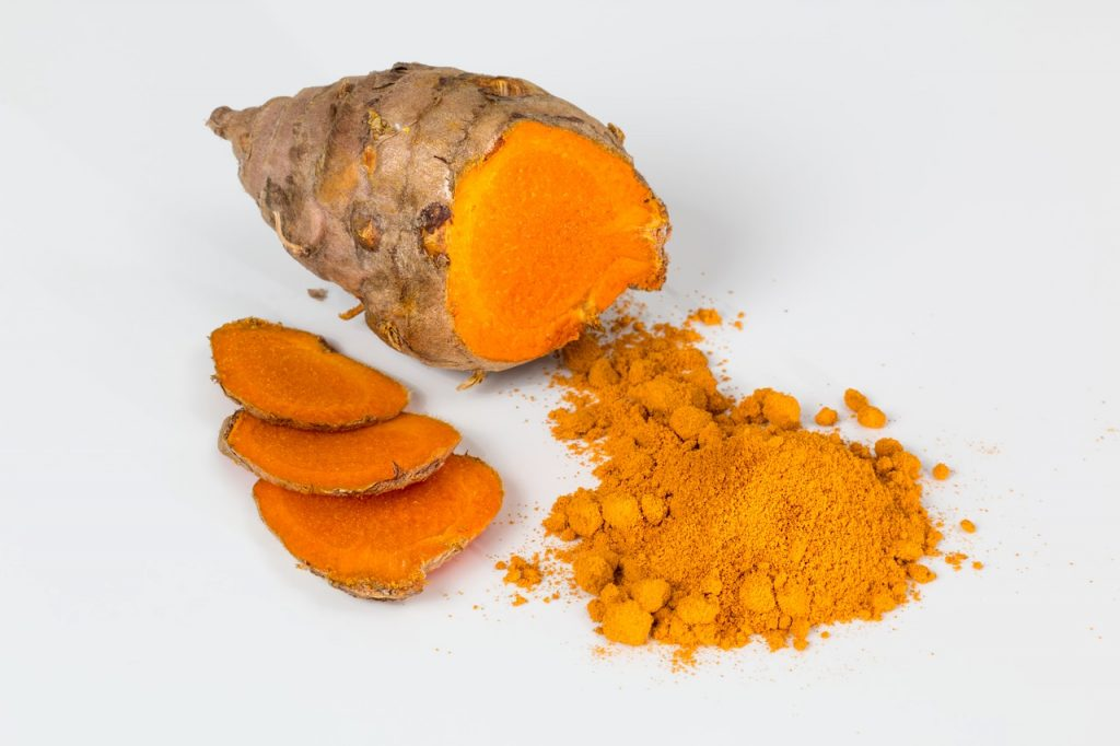 Research shows that curcumin can naturally help treatments of colon, stomach, and skin cancers.