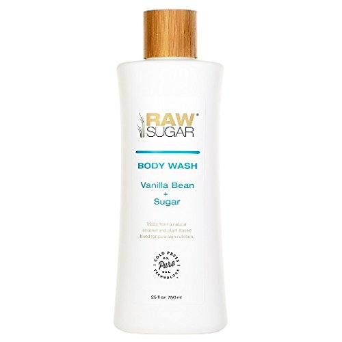 RAW Sugar Awash in Expectation Vanilla Bean+Sugar Body Wash