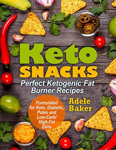 Keto Snacks Recipe Book