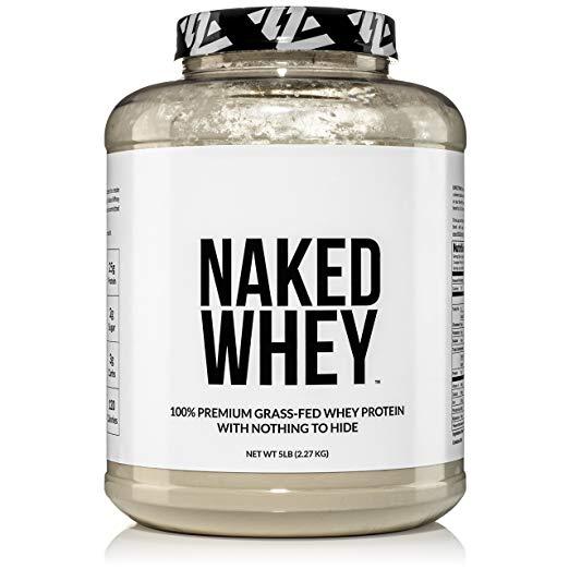 Naked Whey Protein Powder