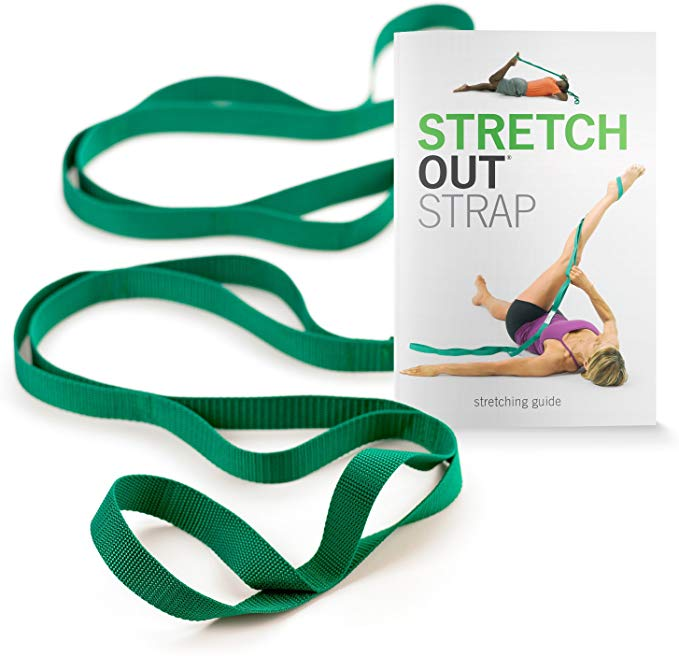 Athletic Trainer's Stretch Strap