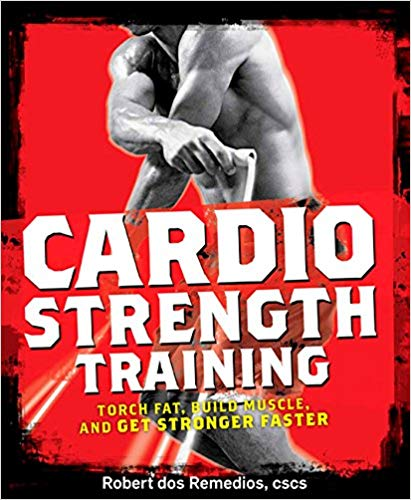 Cardio strength training book
