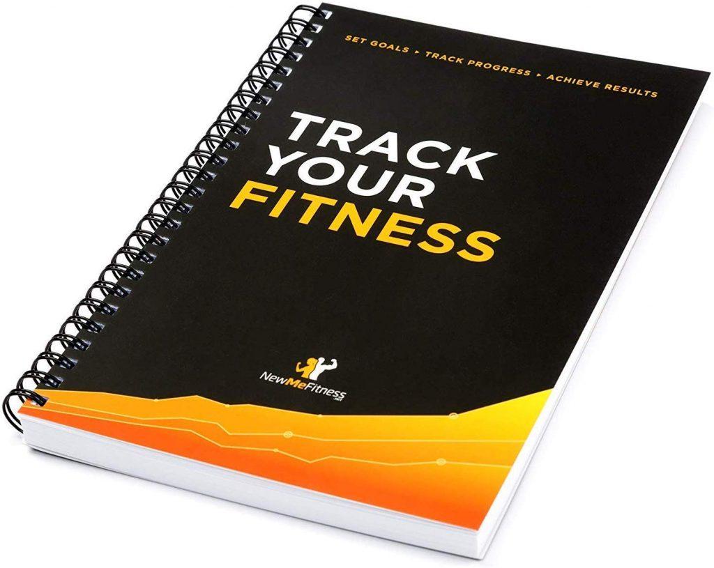 NewMe Fitness Log Nutrition journal