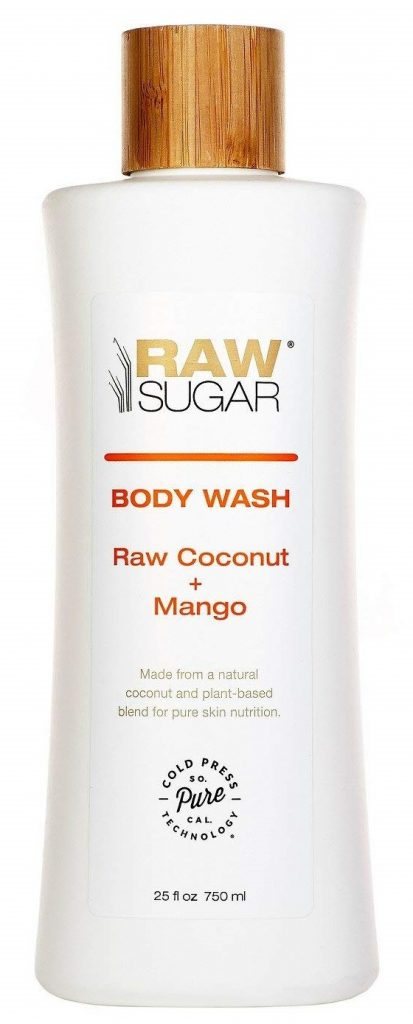 Raw Sugar Raw Coconut & Mango Body Wash