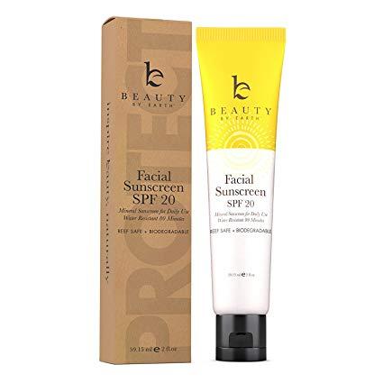 Face Sunscreen SPF 20