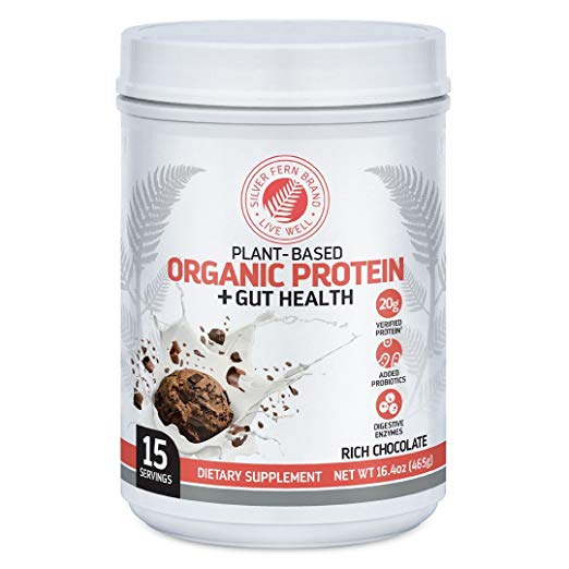 Silver Fern Protein Powder