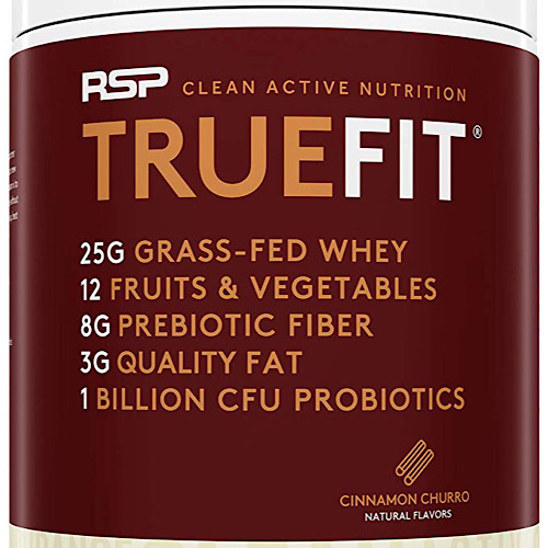 RSP Truefit Lean Meal Replacement Grass-Fed Whey