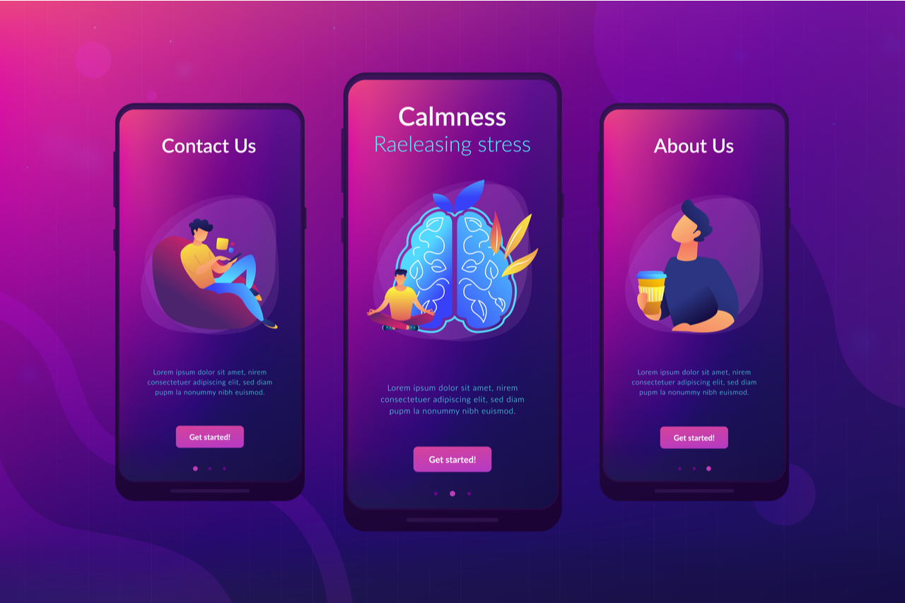 Mindfulness Coach (Available for iOS and Android)