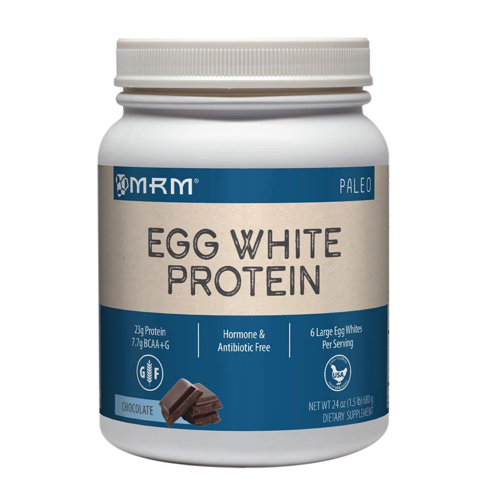 MRM Natural Egg White Protein Powder