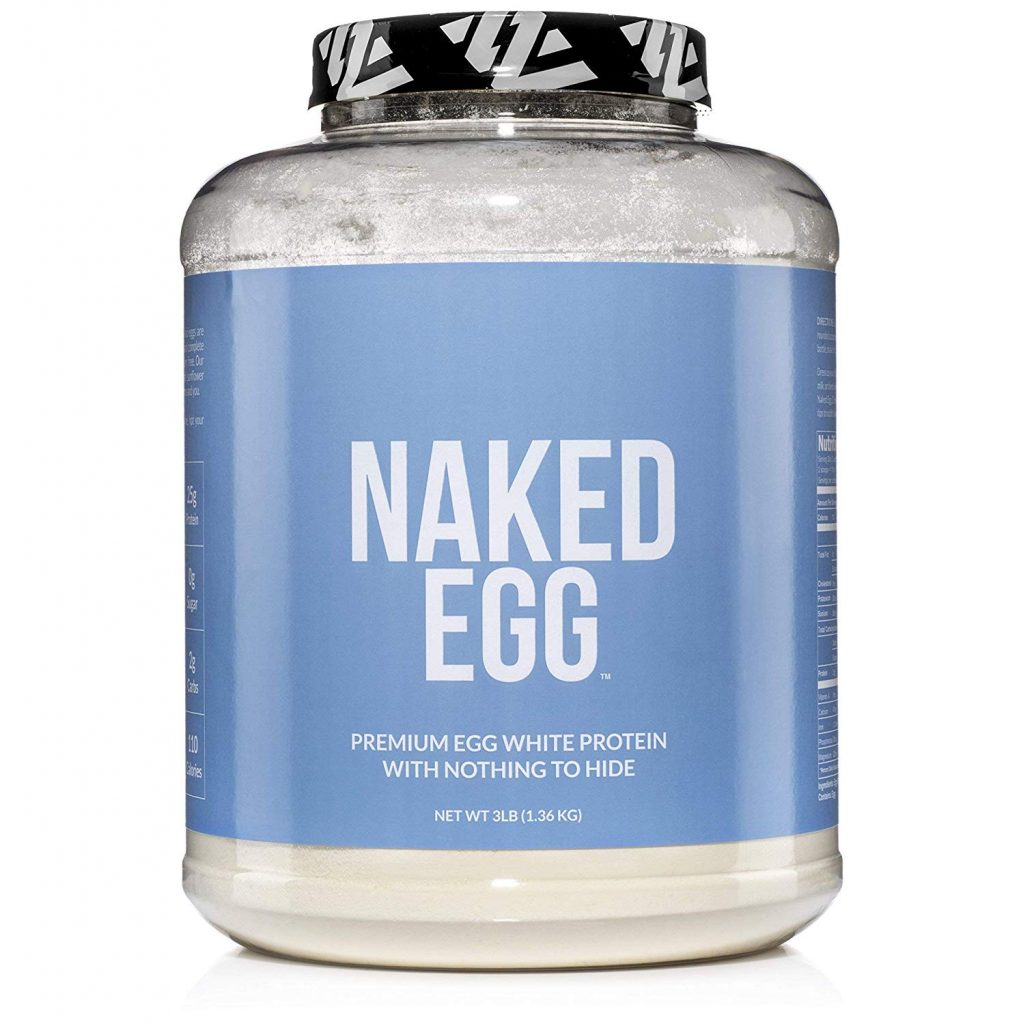 Top Five Egg White Protein Powders