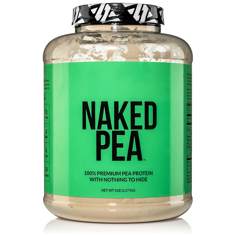 Naked Pea Protein Powder