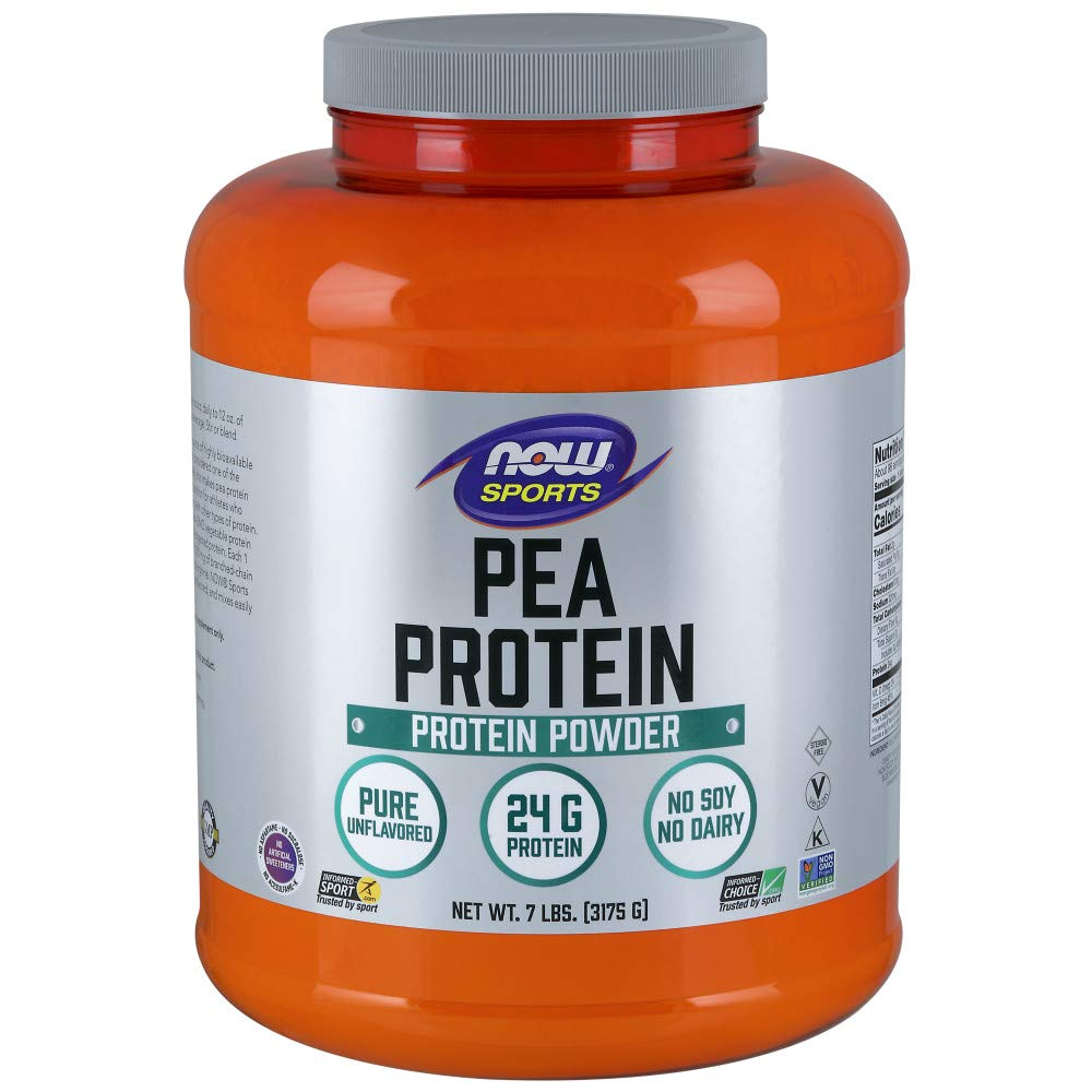 NOW Sports Pea Protein