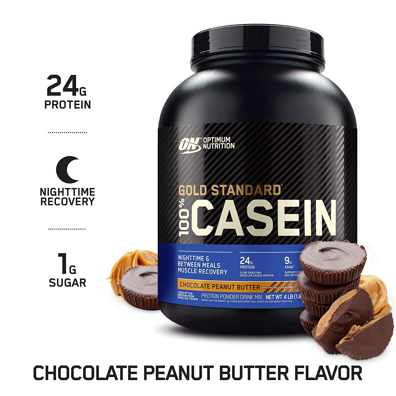 Optimum Nutrition Gold Standard 100% Micellar Casein Protein