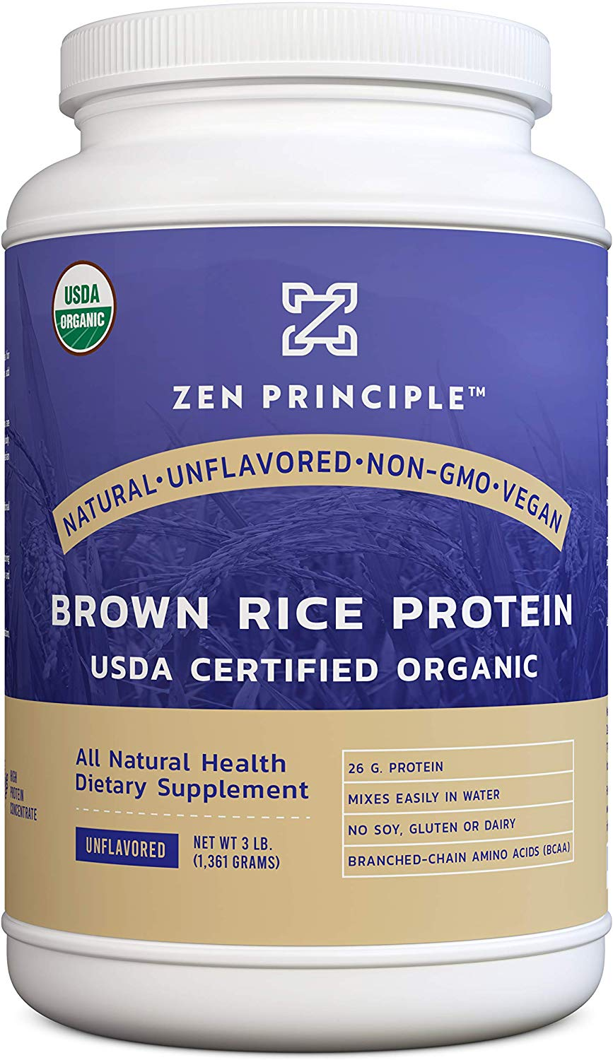 Zen Principle Brown Rice Protein