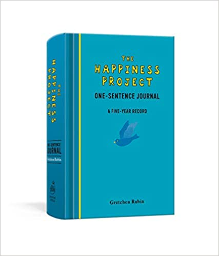 The Happiness Project One Sentence Journal