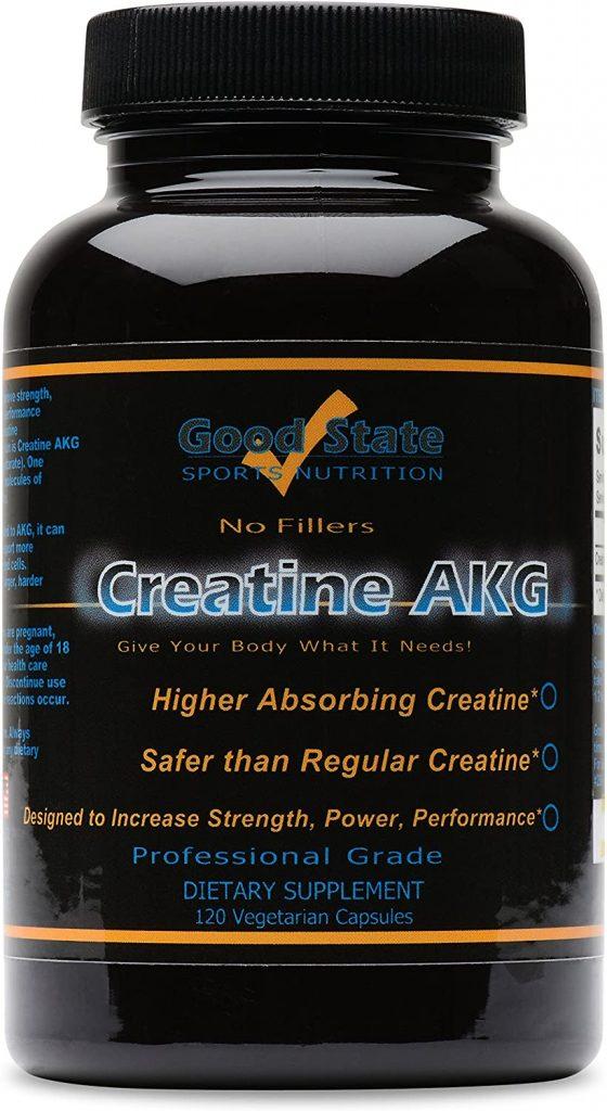 Good State Creatine XL Creatine Alpha-Ketoglutarate