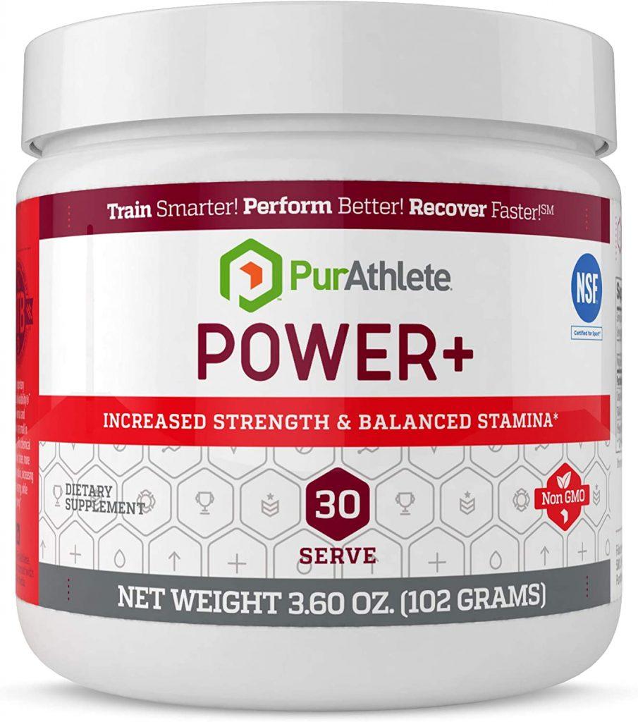 PurAthlete Power+ Creatine with Chelated Magnesium