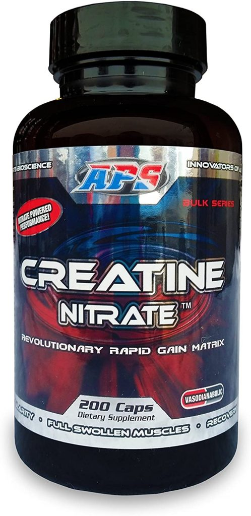 APS Nutrition Creatine Nitrate Dietary Supplement