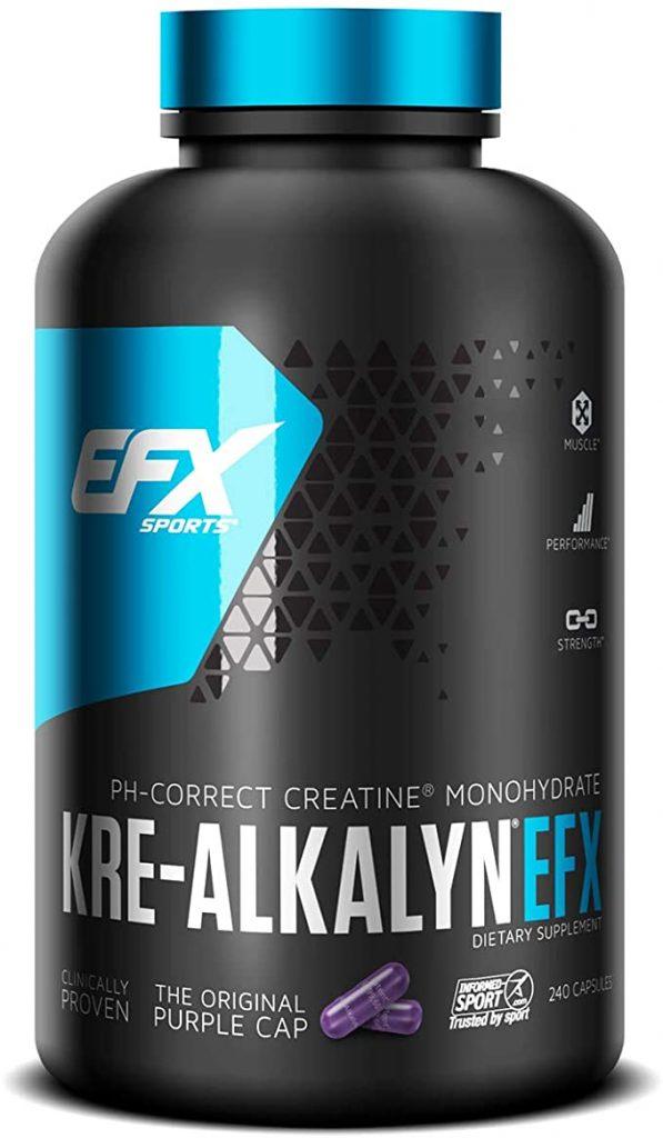 EFX Sports Kre-Alkalyn EFX is one on the list of tim ferriss brain supplements