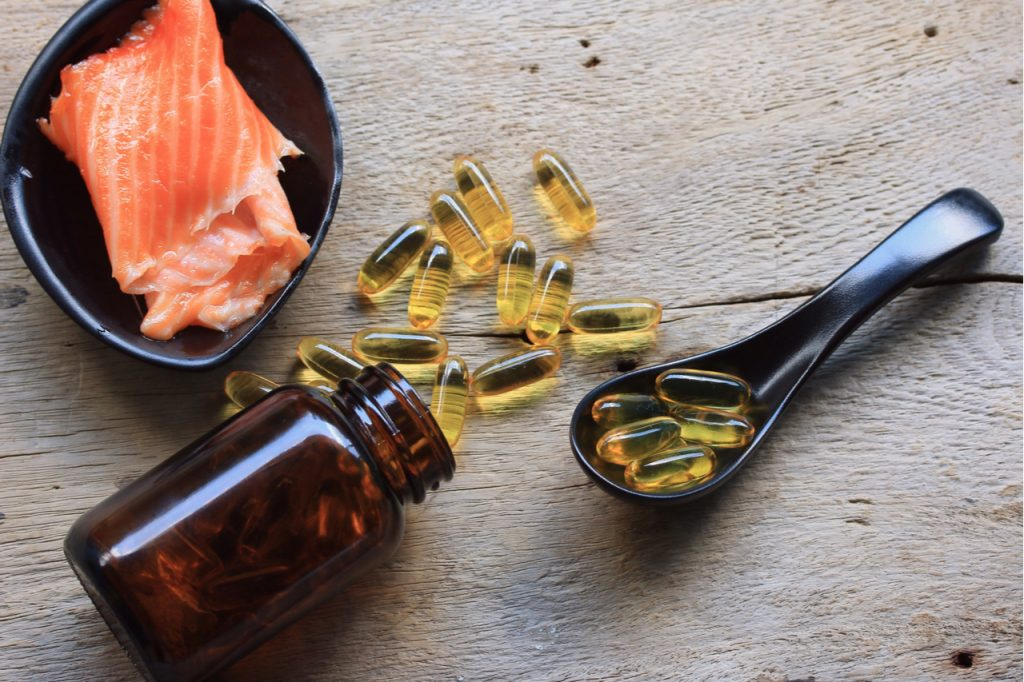 Fish oil capsules is one of the ingredients of onnit joint oil.
