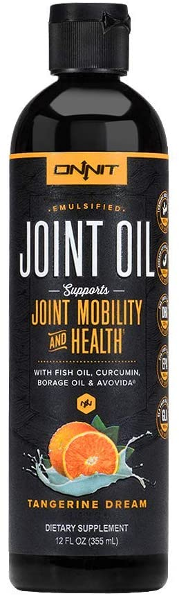 Onnit Joint Oil Tangerine Flavor (12oz)