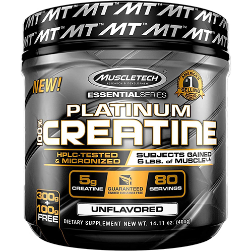 Top 3 Creatine Monohydrate Supplements You Can Buy Online
