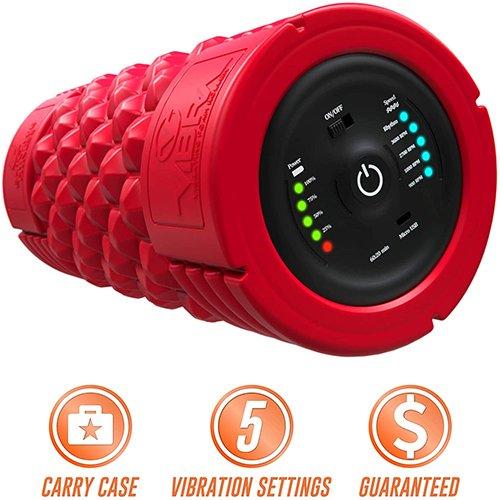 Epitomie Fitness VIBRA Vibrating Foam Roller