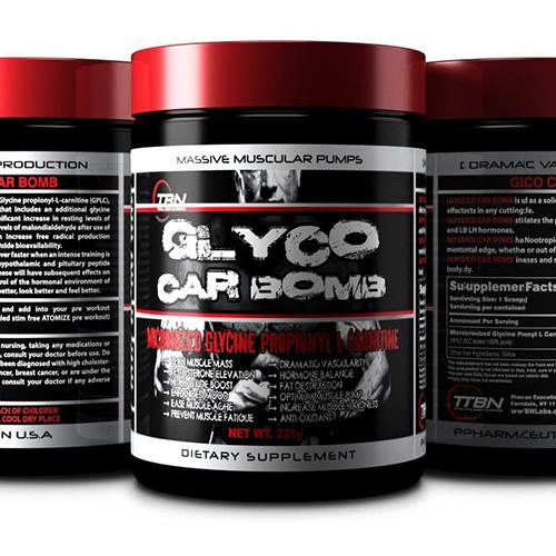 TBN Labs Glyco Car Bomb