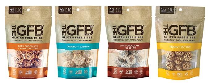 The GFB Gluten Free Protein Bites (Variety Pack)