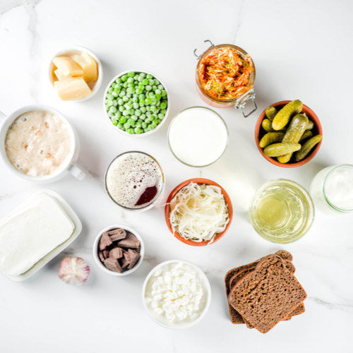 Super Healthy Probiotic Fermented Food Sources.