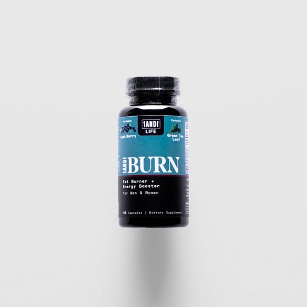 1AND1 BURN - Natural Fat Burner + Energy Booster - Image