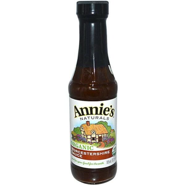 Annie's Naturals Worcestershire Sauce