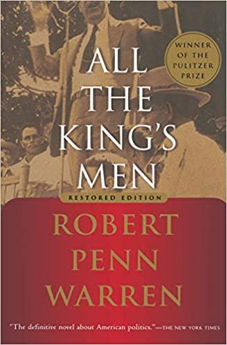 All the King\'s Men by Robert Penn Warren