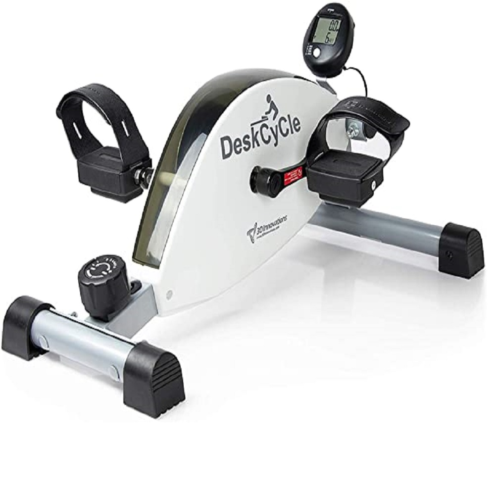 DeskCycle Review: Does This Mini Exercise Peddler Work?