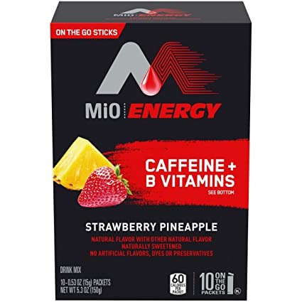 MiO Energy Strawberry Pineapple Drink Mix