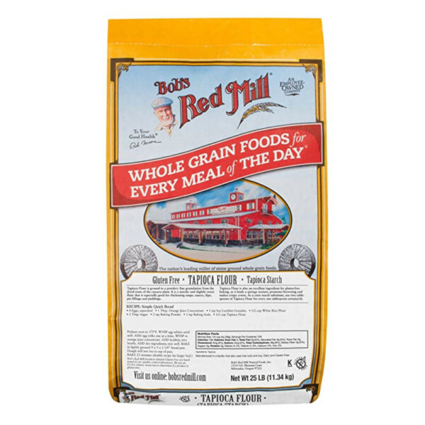Bob's Red Mill Bulk Tapioca Flour