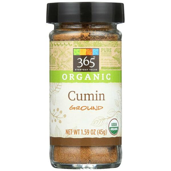 365 Everyday Value Organic Ground Cumin