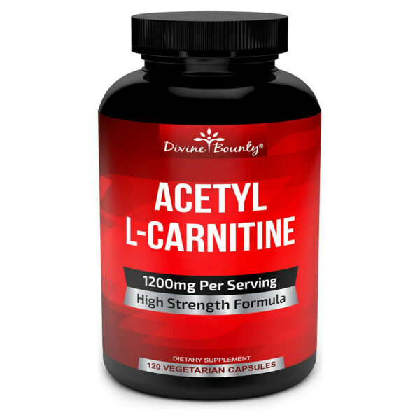 Divine Bounty Acetyl-L-Carnitine