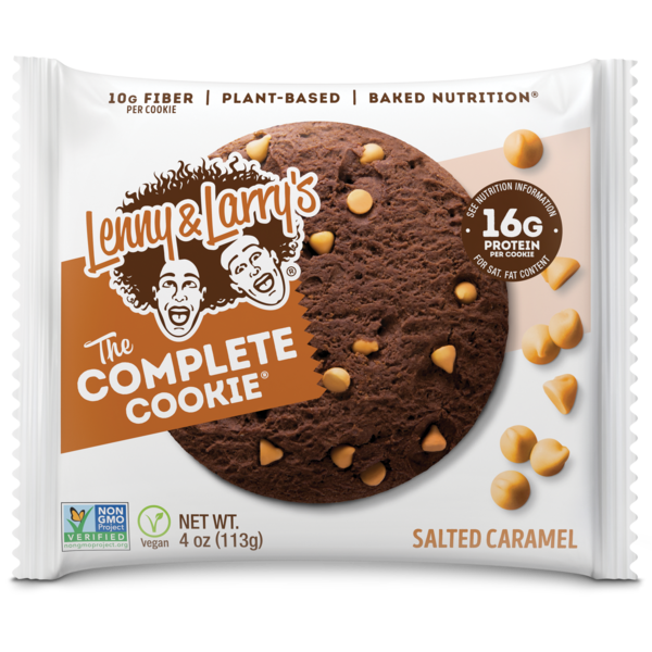 Lenny & Larry\'s Chocolate Salted Caramel Cookie