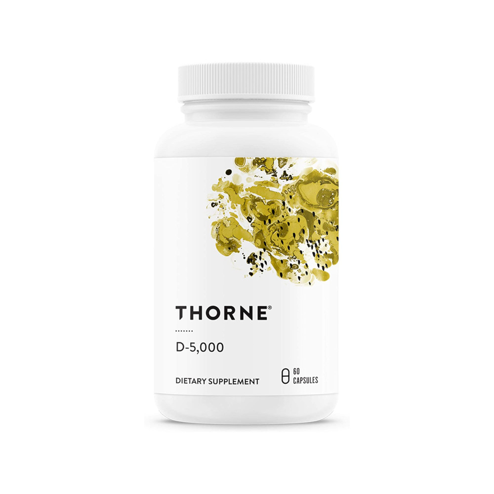 Thorne Vitamin D-5000