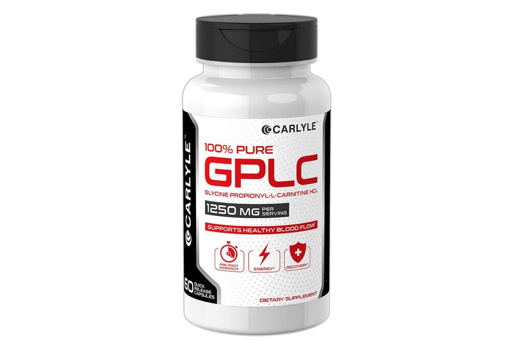 Carlyle GPLC Glycine Propionyl-L-Carnitine Review