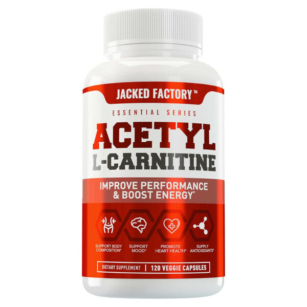 Jacked Factory Acetyl-L-Carnitine